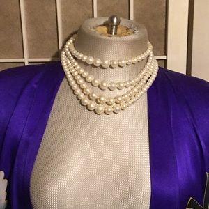Vintage 1950s Pearls